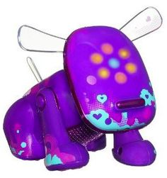 Hasbro Purple Hearts Detailed Amp'd Idog Interactive Music Loving Canine New HTF