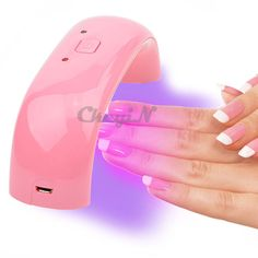 Beauty LED Light Nail Polish Dryer UV Lamp Gel Fast Curing Manicure Machine New #Ckeyin
