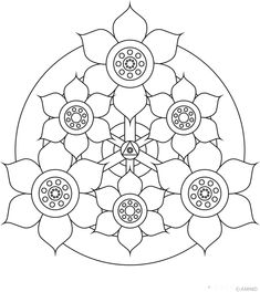 Mandala Coloring Pages Printable. Collection of Mandala coloring pages. You can find mandala images to color, from easy to hard. Abstract Coloring Pages, Easy Coloring Pages, Pattern Coloring Pages, Free Coloring Sheets, Free Adult Coloring Pages, Mandala Coloring Pages, Coloring Pages To Print, Free Printable Coloring Pages, Coloring Pages For Kids