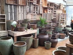 1000+ images about Garden Center Merchandising Display ideas on ...
