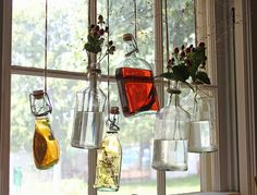 Itsy Bits and Pieces: More From the Bachman's 2013 Fall Ideas House... #maudelovesbachmans