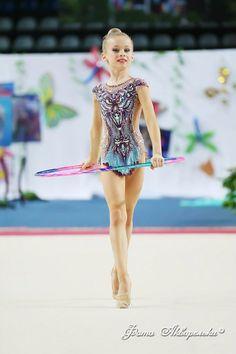 ФОТО АКВАРЕЛЬКИ - Художественная гимнастика