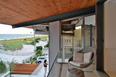 Beach House:Two Storey Beach House Glass Wood Fiber Board 2x2 Genesis Wood $120 Bevel Residential Non Directional Ceiling Tile Chair Two Cus...