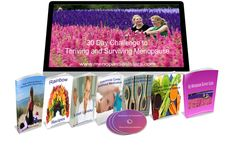 30 Day Challenge to Thriving & Surviving Menopause