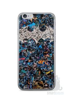 Capa Iphone 6/S Batman Comic Books #3 - SmartCases - Acessórios para celulares e tablets :)