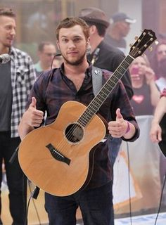 Phillip Phillips to perform on 'The Tonight Show'