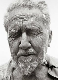 Ezra Pound, poet, Rutherford, New Jersey, June 30 1958