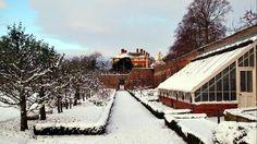 Beningbrough Hall's walled garden