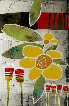 jardin | linda vachon | Flickr