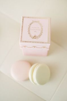 * a wedding in pastels *