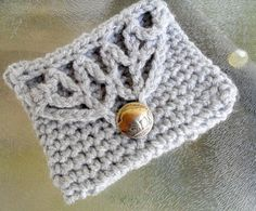 Change Purse Gift Card License/Credit Card Holder  by HahnMade, $7.00