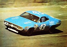 "luimartins: ""Richard Petty Daytona 1971 """