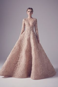 Mohammed Ashi Spring 2016 Haute Couture -