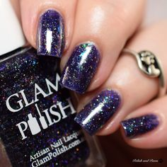 Glam Polish Swooping Evil