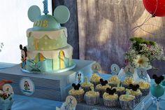 Cumplaños Baby Mickey