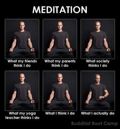 Meditation and all its illusions... :)
