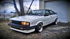 VWVortex.com - 1984 Audi Coupe GT
