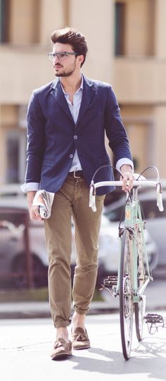 business casuals for men