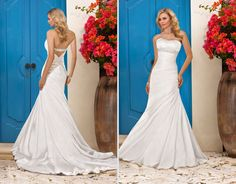 Ella bridals. -- another fave love the open back