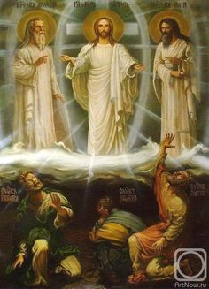 "August 6: ""The Transfiguration of Christ"""