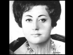 """Poulenc """"La Reine de Coeur"""": Another gorgeous song sung by one of the sexiest exponents of Poulenc melodies - Regine Crespin"""
