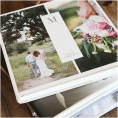 GIVEAWAY ANNOUNCEMENT! Artifact Uprising Wedding Photo Albums // @ArtifactUprsng