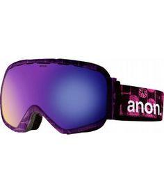 ebd927ee88f6 Anon Somerset Goggles - Womens. Masque SkiSki MountainSnowboard ...