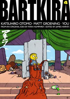 Bartkira 4 by Henry St.Leger  http://sainty-what.tumblr.com/
