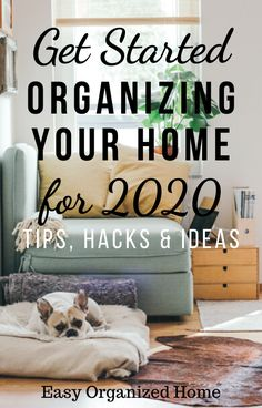 Start organizing your home today with this easy guide to home organization. We share the best organization hacks to get organized easily and fast. Organisation Hacks, Clutter Organization, Home Organization Tips, School Organization, Kitchen Organization, Declutter Your Home, Organize Your Life, Organizing Your Home, Organizing Tips