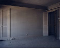 'Foreclosed Homes' by Todd Hido  Empty Rooms