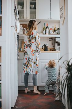 Household | Mom & Baby at Home