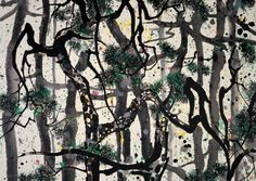 Revolutionary Ink: The Paintings of Wu Guanzhong | New York | Asia Society