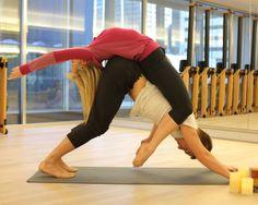 37 best partner  sequences images  partner yoga yoga