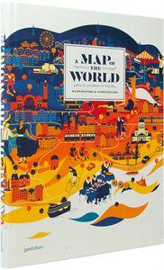 A MAP OF THE WORLD #boek #book #coffee #table #koffietafel #babooka #bookstore