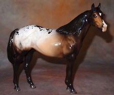 Peter Stone Model Horse DIAMONDS AND RUST - OOAK Bay Appaloosa ISH