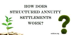 Voidcan.org share with you information about how does Structured Annuity Settlements work with its details.
