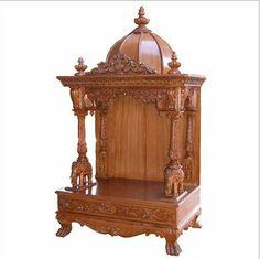 Wooden temple manufacturer