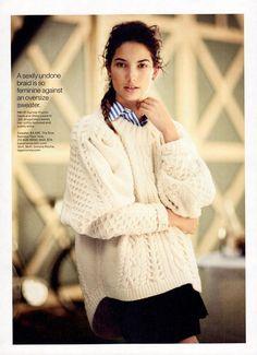 cozy sweater <3