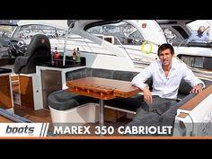Marex 350 Cabriolet: First Look Video