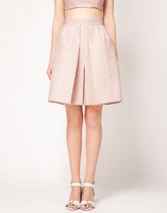 Perfect skirt for work on @asos.com! Only $34.80