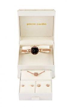 2e10e27a0ea Pierre Cardin Watch and Jewellery Set