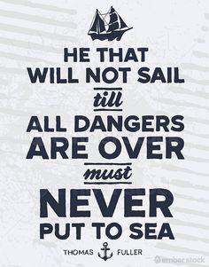 Sailing & the Sea