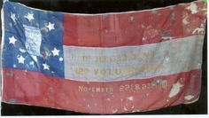 Flag: Alabama Infantry Catalogue No. Provenance Reconstruction: The flag of the Al.