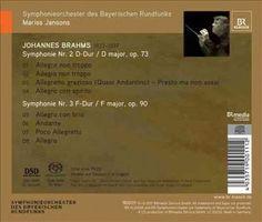 Symphonieorchester Des Bayerischen Rundfunks - Brahms: Symphonies Nos 2 & 3