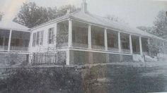 Etania. Natchez, MS. Demolished 1960's.