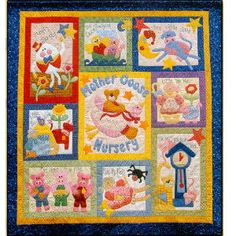 Mother Goose - www.quiltcorneronline.com/?_ga=1.244341632.421052171.1424800454