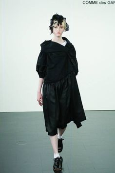 [No.18/87] tricot COMME des GARÇONS 2014春夏コレクション | Fashionsnap.com