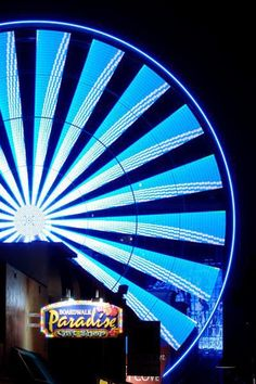 Skywheel and boardwalk in Myrtle Beach... Did this a couple of summers ago. So high!