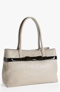 Pink kate spade new york 'helena' tote available at #Nordstrom