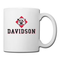 White Davidson Wildcats Sab04Fl Ceramic Papa Mug 11oz Unisex Printed On Both Sides -- Insider's special review you can't miss. Read more  : Cat mug